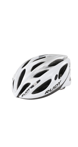 Rudy Project Zumax Helm white/silver shiny